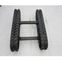 Rubber Track Undercarriage for Small Machine