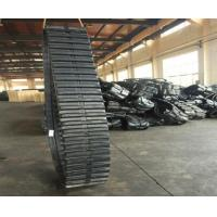 Best 320*90 Rubber Track, Rubber Pad, Rubber Crawler Made From Natural Rubber for Excavator wholesale