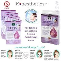 Best SKIN THERAPY K-aesthetics Rejuvenating Collagen Mask - 5 pack wholesale
