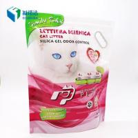 Best Printed Stand Up Pouch for Cat Food/cat Litter Packaging wholesale