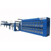 Buy cheap 40H Bare Copper series conduit annealing tinning machine from wholesalers