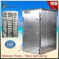 China Industrial steam rice machine steamed rice cabinet on sale