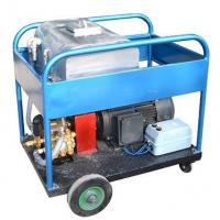 China 7.5kw Electric high pressure water jet cleaner on sale
