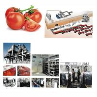 Best Turnkey Solution for Tomato Processing Line wholesale
