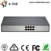 China 4 Port Power Over Ethernet Injector Hub , Midspan IEEE 802.3af POE Injector on sale