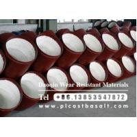 alumina ceramic lined steel pipe to be delivered