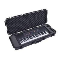 Buy cheap Easy Carrying Hard Case with Wheels for 61 Note/key Musical Keyboard, Performance, Rock Concert from wholesalers