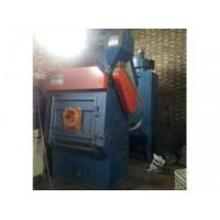 Buy cheap Rubber track shot blasting machine from wholesalers