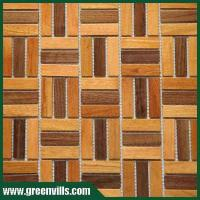 Best Solid wooden mosaic wholesale