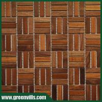 Best Solid wooden mosaic QM-196B wholesale