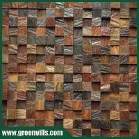 Quality Solid wooden mosaic wholesale