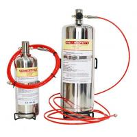 Best Direct Type FM200 Automatic Fire Suppression Systems for Electric Equipment wholesale