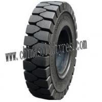 Best New Rubber Pneumatic Shaped Solid Forklift Tires wholesale