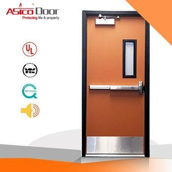 Details of asico ul listed 1 2 3 hour fire rated hollow for 1 5 hr fire rated door