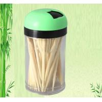 Best new pvc box packed bamboo toothpick wholesale
