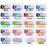 Buy cheap Swivel USB Flash Drive from wholesalers