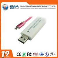 Quality Low price dual channel 2in1 usb cable wholesale