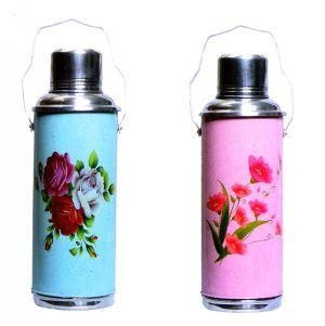 China Tinplate Body Thermos with Old Design