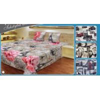 Best Cotton Or Microfiber Embroidery Bedspread wholesale