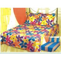 Best Cotton Or Microfiber Embroidery Fitted Sheet wholesale