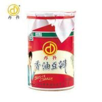 Buy cheap Paper Tube Packaging Bright Color Broad Bean Paste with Sesame Oil with A Strong Sauce Flavor from wholesalers