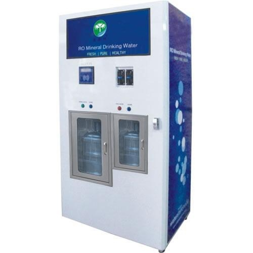 Cheap 5 Liter Bottle Water Vending Machine for sale