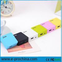 China EP0159 Mobile Phone Accessories Factory in China High Quality 3000mAh Portable Power Bank on sale