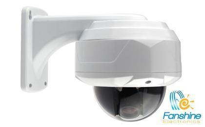 China Dome HD Camera With IR LED 2.8-12mm Lens CCTV Camera