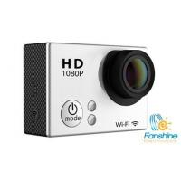 Best Waterproof Wifi FHD 1080P Action Camera With 2 Inch LCD Screen wholesale