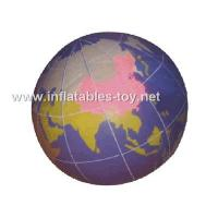 China Earth Globe Balloons for science demonstration,Blimp-1012 on sale