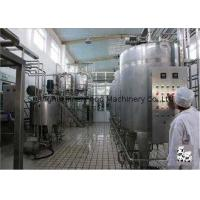 Best Automatic Small Milk Processing Plant Pasteurized For Milk Beverage / Processing wholesale
