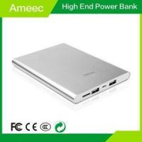 Best China Ultra Thin Mobile Power Bank 16000mAh Polymer Suits for iPad AMEEC AMJ-K612 wholesale