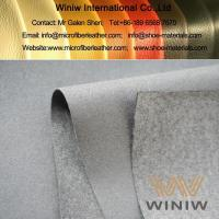 Buy cheap Microfiber Synthetic Leather Base Material for Bags/Handbags Reinforcement from wholesalers