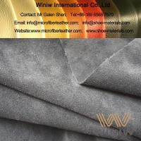 Buy cheap Ultrasuede Microfiber Upholstery Suede Leather Fabric from wholesalers