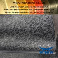 Best PU Microfiber Synthetic Leather for Work Gloves Leather wholesale