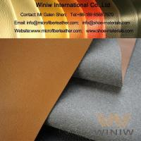 Best Toughest Soft Pliable PU Microfiber Leather for Gloves Making wholesale
