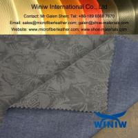 Best High Quality Stretch Faux Leather Fabric for Clothing Garments wholesale