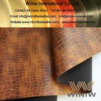 Best Best Quality PU Faux Leather for Bags wholesale
