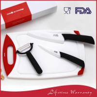 Quality Best Cooks Professional Ceramic Knife and Cutting Board Set wholesale