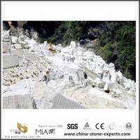 Crystal White Marble Quarry For Slab And Tiles Products