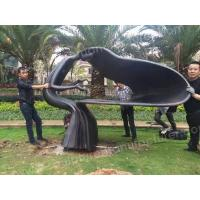 Best Outer Garden Sculpture Bronze Material For Holiday Decoration wholesale