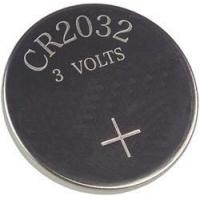 China CR2032 Lithium 3 Volt Battery on sale