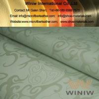 Buy cheap Quality Printed Faux Leather Fabric PU Upholstery Leather from wholesalers