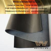 Buy cheap Superior Durability Leather Like Fabric PU Faux Leather from wholesalers