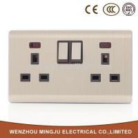 China Import China Products Switch Socket Plug Sries on sale