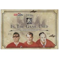 2015-16 Leaf In The Game Used (2016) Hockey Hobby Box