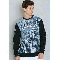 Best Cayler & Sons Crooklyn Printed Sweatshirt wholesale