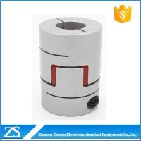 China Flexible Coupling Marine Flexible Shaft Coupling Connector Types For Hub on sale