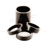 Best Wheels Manufacturing 1-1/8-inch Carbon Spacer (bag Of 5), 2.5mm wholesale