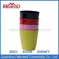 China Melamine Cup&Mug Colorful 4PC melamine cups sets for promotion on sale
